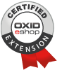 OXID certified extension