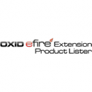 OXID eFire Extension Product Lister