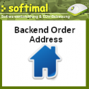 softimal Admin Order Addresses