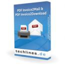 PDF Invoice2Mail + PDF Invoice2Download