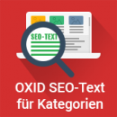 OXID SEO-Text for Categories