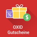 Gift Coupons Selling for OXID