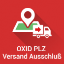 OXID order restrictions for certain zipcodes