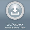 Tablet Packen - Packliste