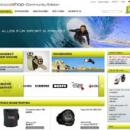 Yellow Theme // Dixeno Template