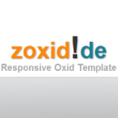 Zoxid Elegance - Das Responsive OXID Template
