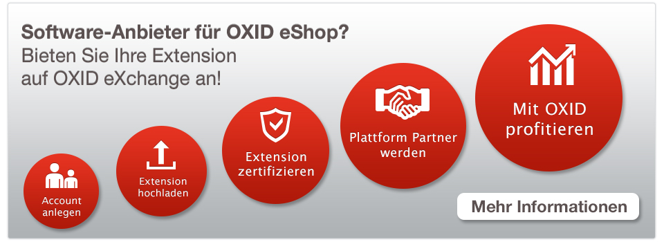 Software Anbieter eXchange